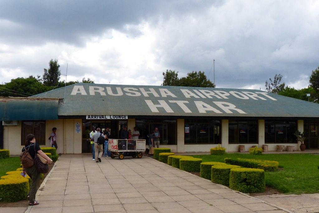 Arusha Airport Tanzania