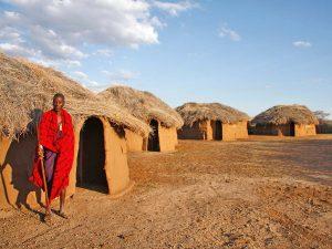 Maasai Village Arusha Trips