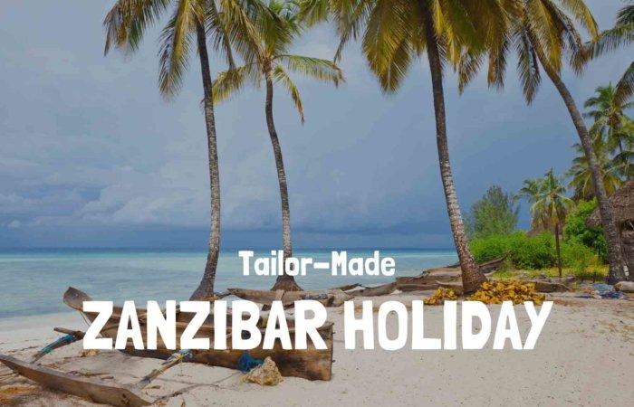 Zanzibar holiday Tanzania