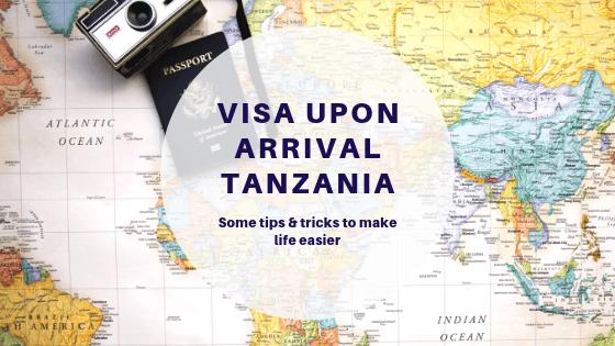 Visa upon arrival Tanzania