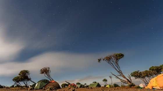Camping Kilimanjaro