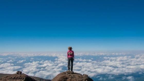 view kilimanjaro