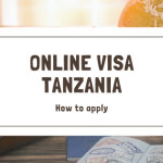 Online visa tanzania how to apply