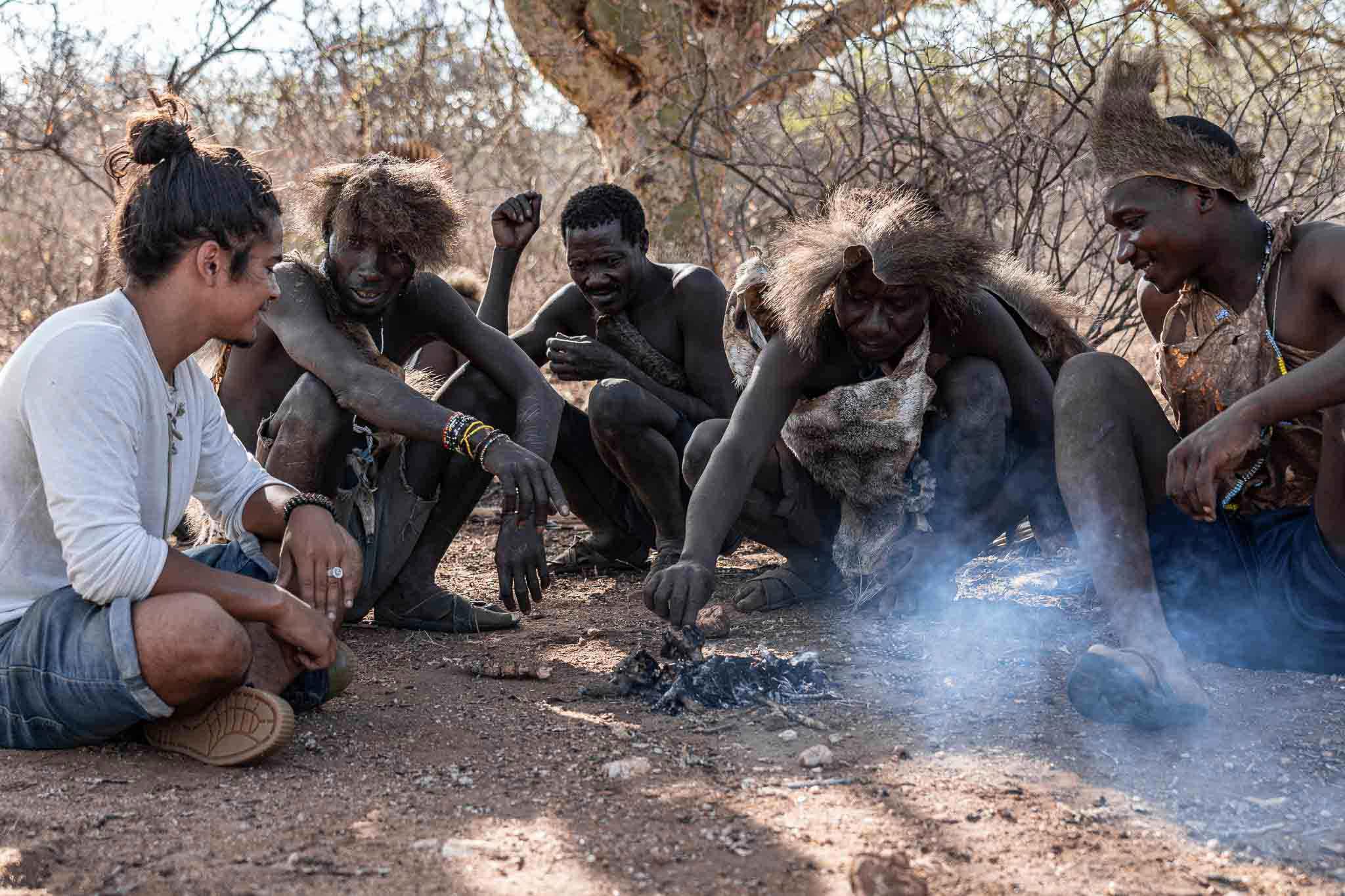 Arusha Trips about us - Hadzabe tribe tanzania