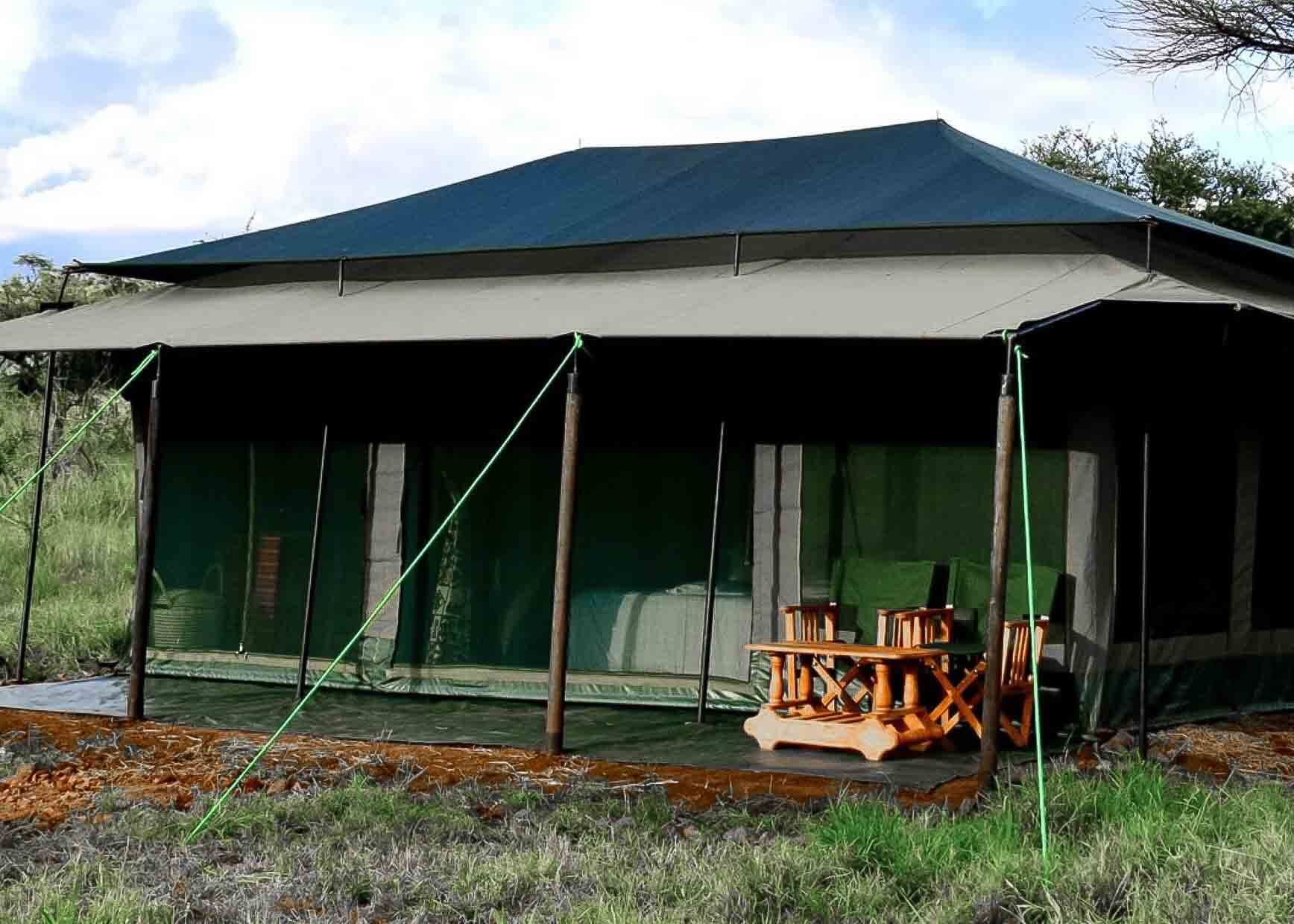 domel wilderness camp, serengeti tanzania