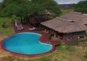 Tarangire Simba Lodge, Tanzania