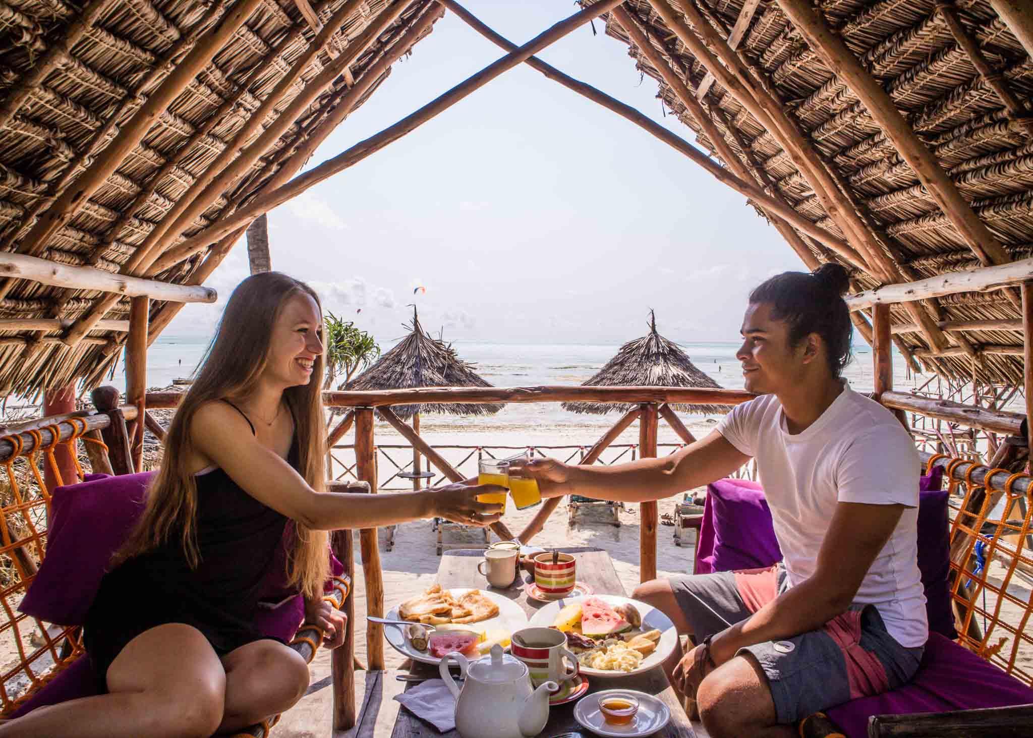 Blue reef sport & fishing lodge, Zanzibar