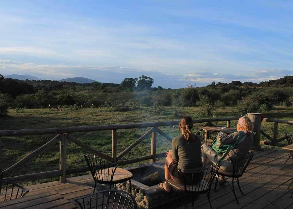 Ngorongoro Rhino Lodge, Tanzania