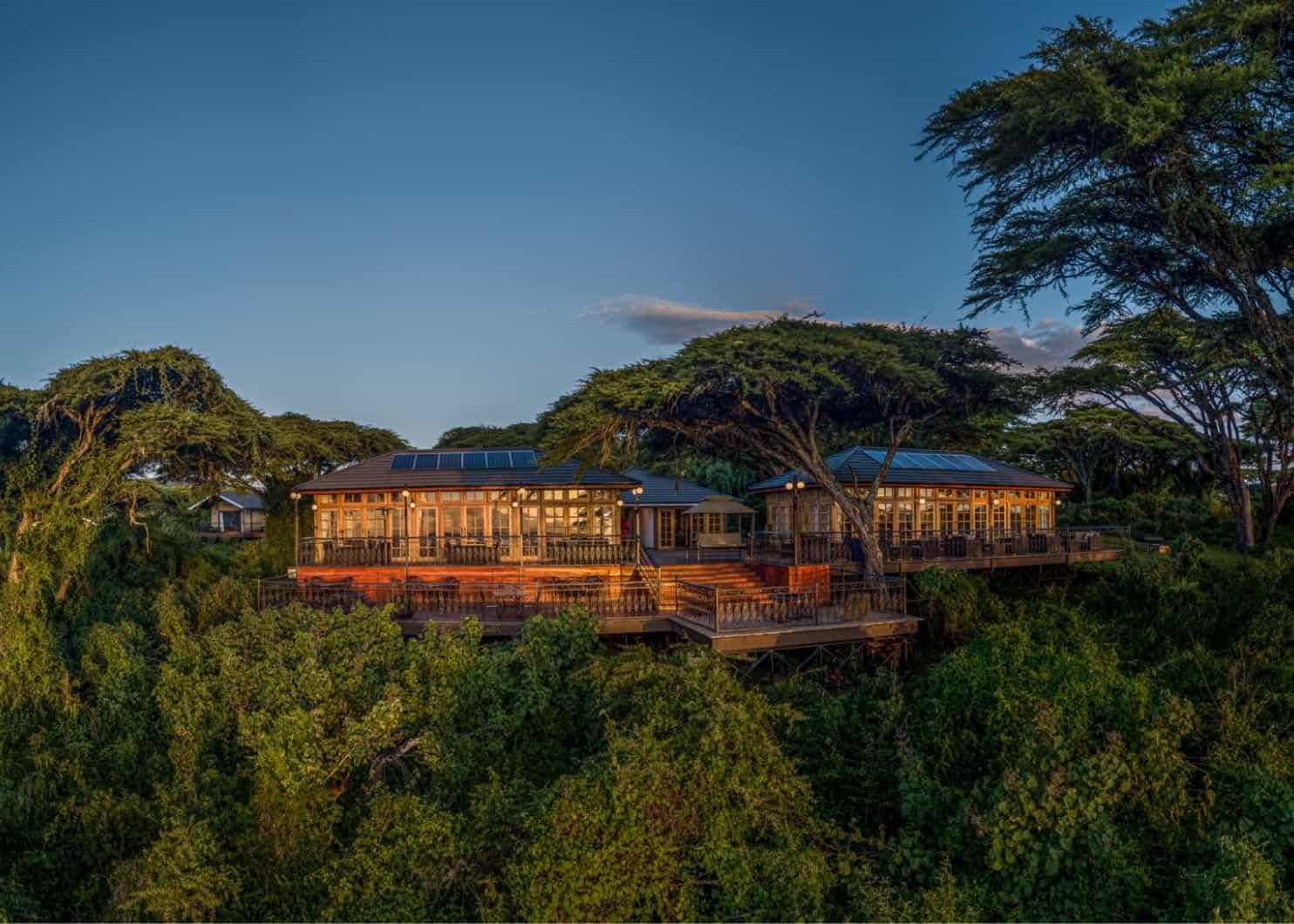 Karibu Camps & Lodges - Lions Paw Camp overview