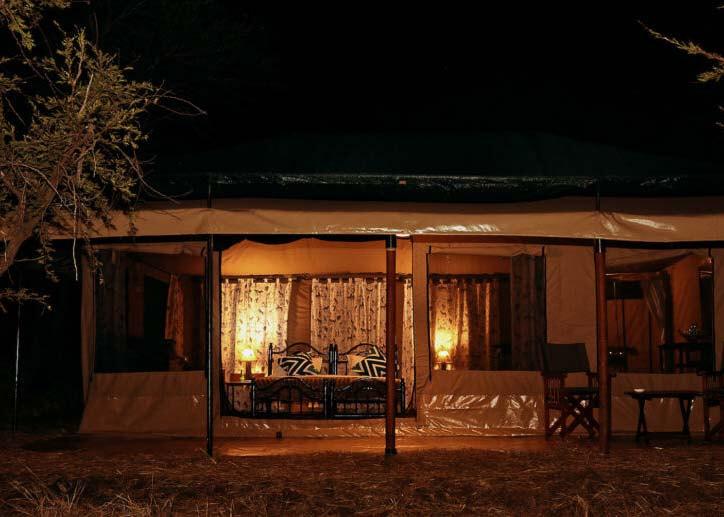 Tukaone Camp Serengeti