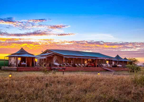 Heritage Luxury Tented Camp Serengeti